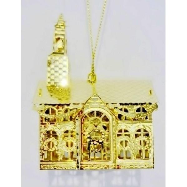 Church gold colour
