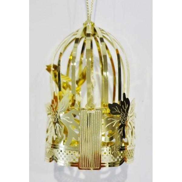 Birdcage gold colour