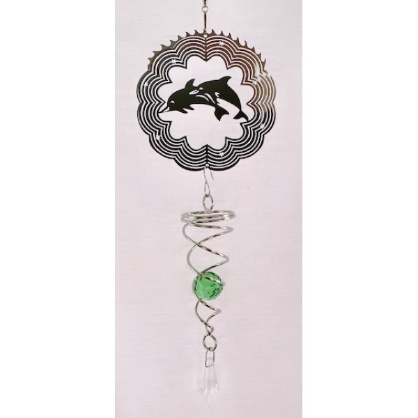 Sun catchers with metal motifs - NEW PRODUCT