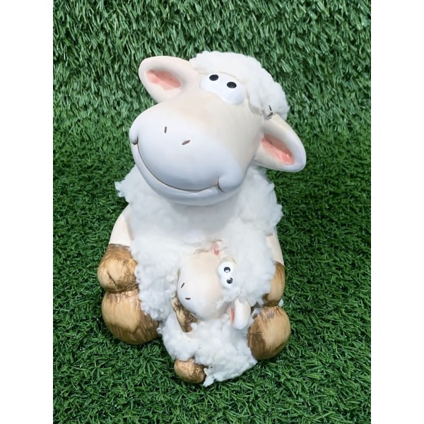 Terracotta sheep - NEW PRODUCT