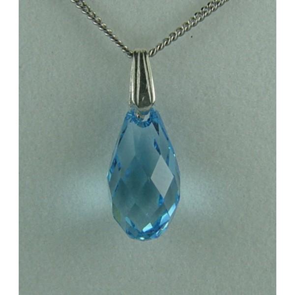 Briolette - Aquamarine