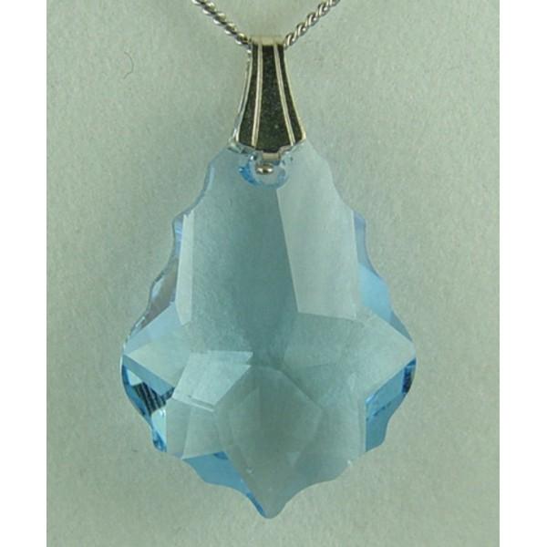Baroque - Aquamarine