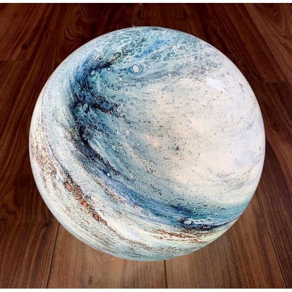 Glass planet lamp - PL002
