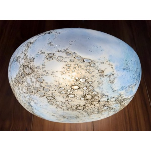 Glass planet lamp - PL006