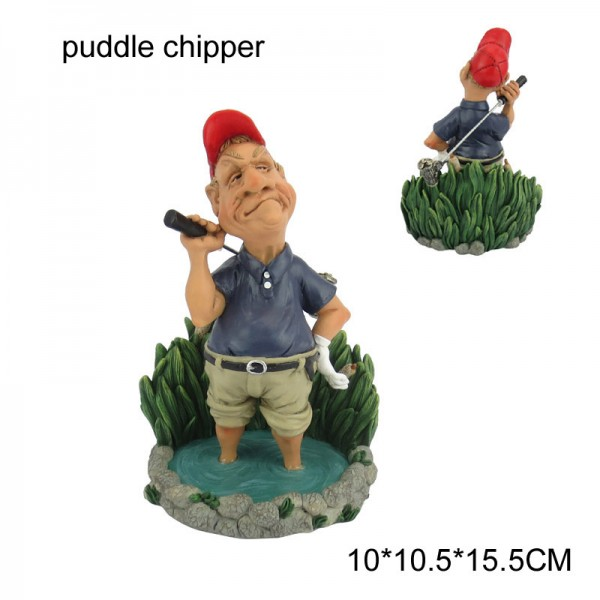 Puddle chipper