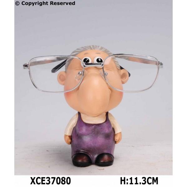 Grandma eyeglass holder