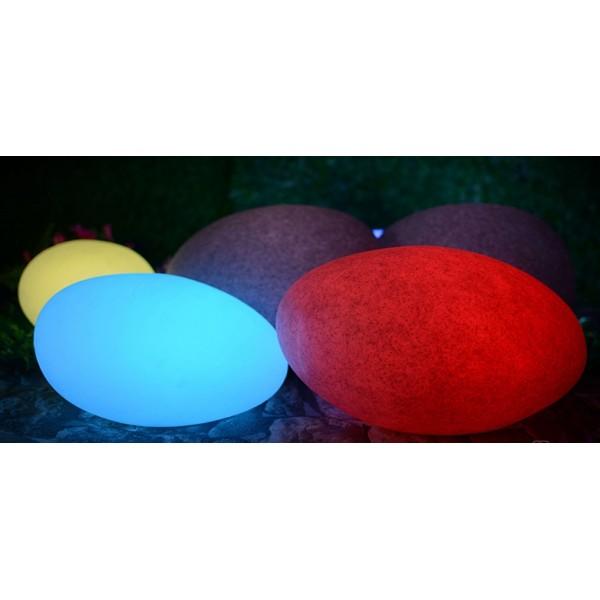 Stone lamp - medium